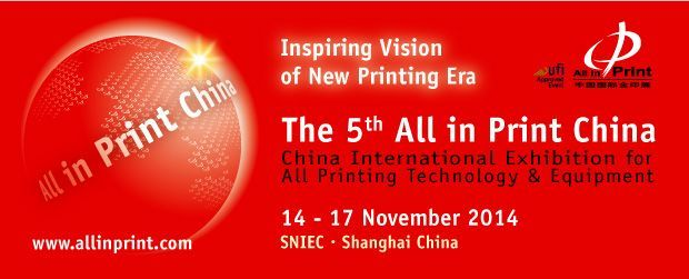 All in print china 2014
